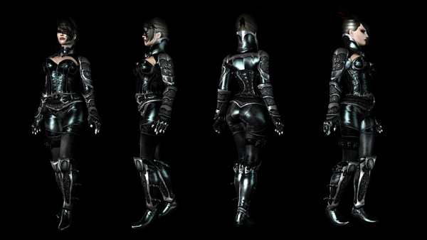 Images and Details for Lustmord Vampire Armor Mod   Gaming