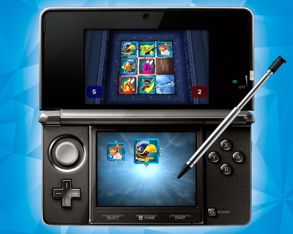 Skylanders Trap Team_3DS_Skystones