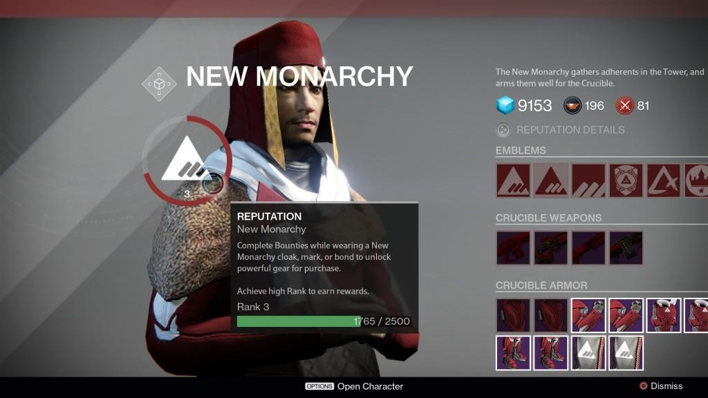 Destiny Faction