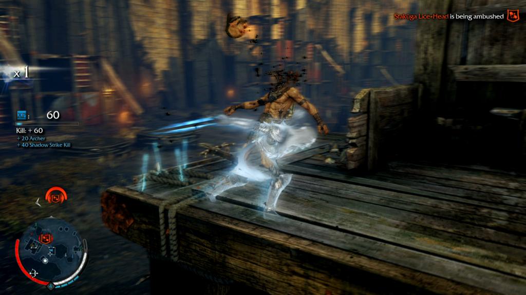 Shadow Strike Combat Alt