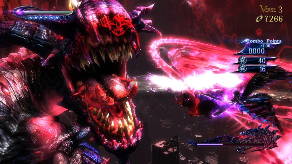 The monster designs in Bayonetta 2 are stellar.