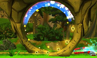 Sonic still knows his way around a loop-de-loop.