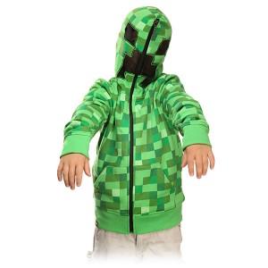 creeper hoodie