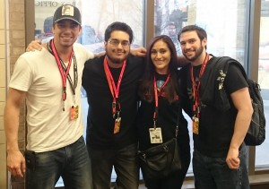 The GAW crew at PAX South