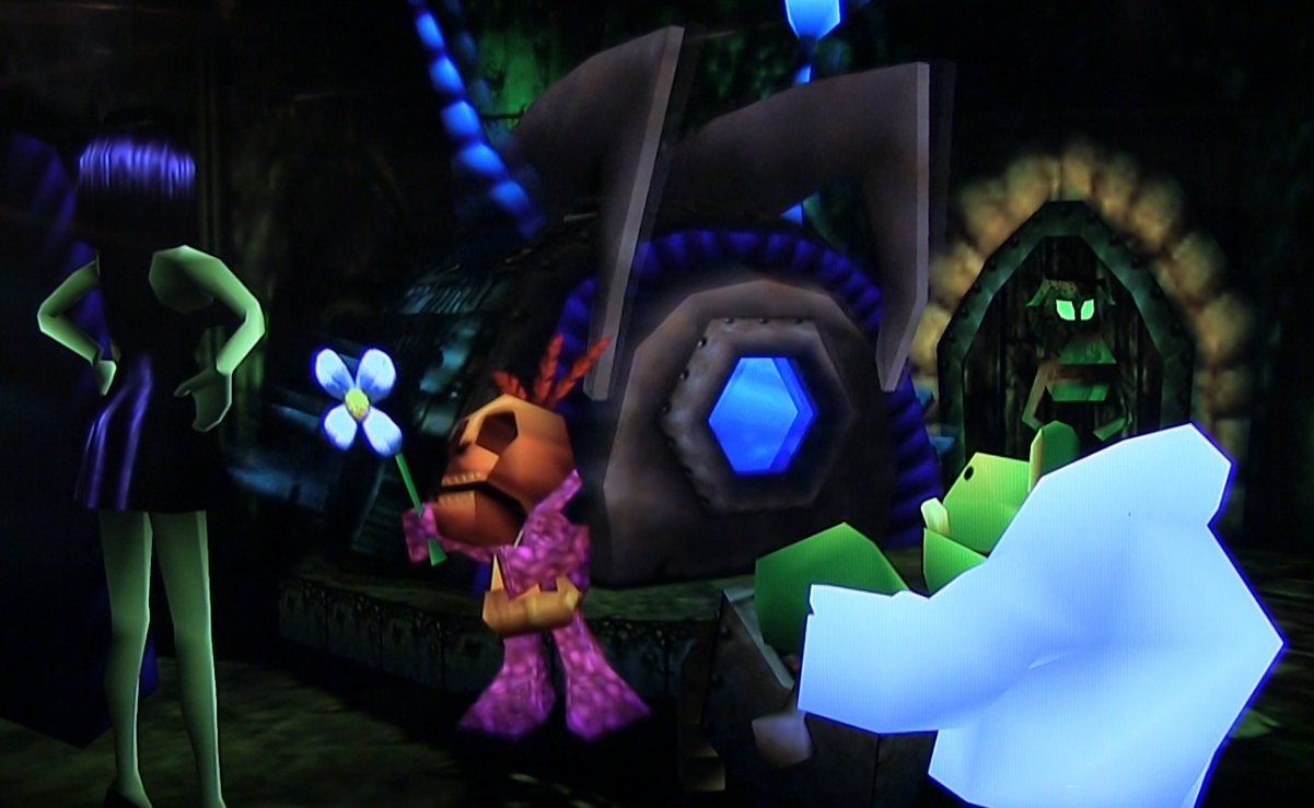 A lovely sentiment shared between antagonists in Banjo-Kazooie.