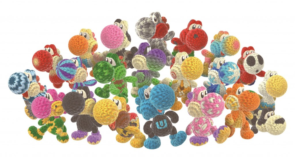 So many Yoshi patterns!
