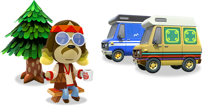 animal-crossing-harvey-and-campground