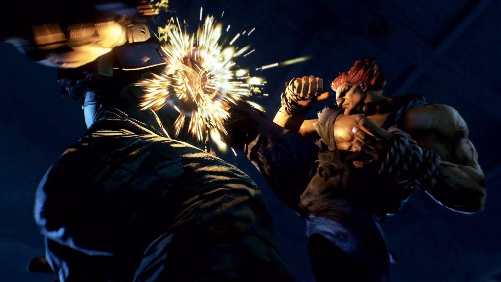 Tekken 7 Akuma screenshot