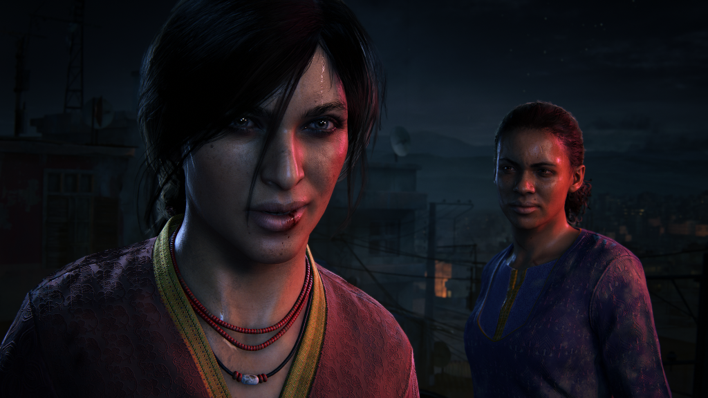 Uncharted Lost Legacy Screencap 1