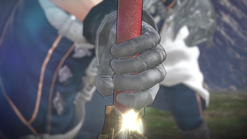 fire emblem sword
