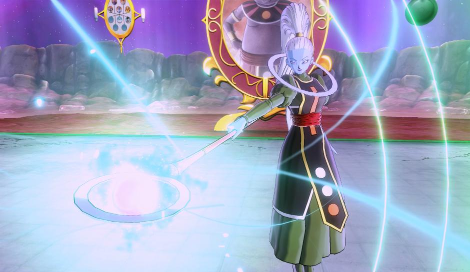 Dragon Ball Xenoverse 2 Vados