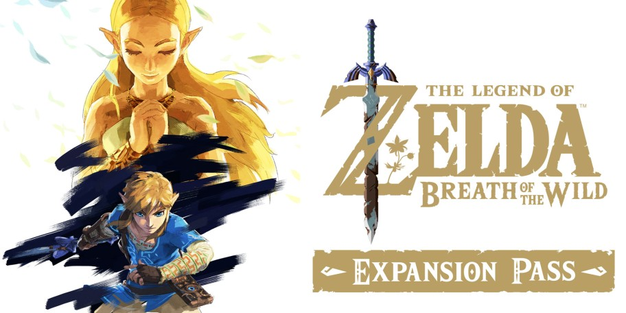 Legend of Zelda Breath of the Wild Expansion Pass