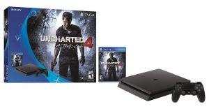 PS4 Uncharted 4 Bundle