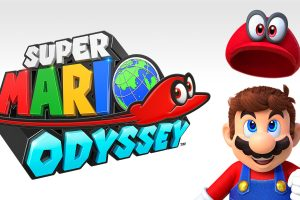 Super Mario Odyssey Opening Graphic