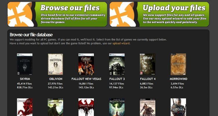 nexus mods   Gaming Access Weekly