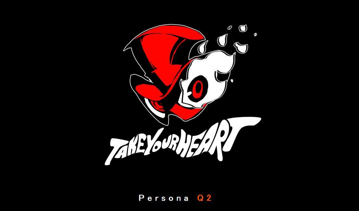 Persona Q2 Announced For The Nintendo 3ds