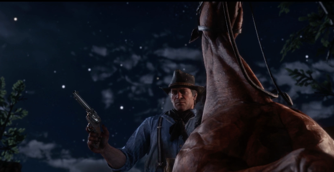Red Dead Redemption 2 Trailer Confirms Game Is A Prequel