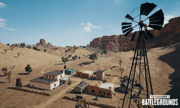 The Desert Map Miramar Now Available for Xbox One | Gaming Access Weekly