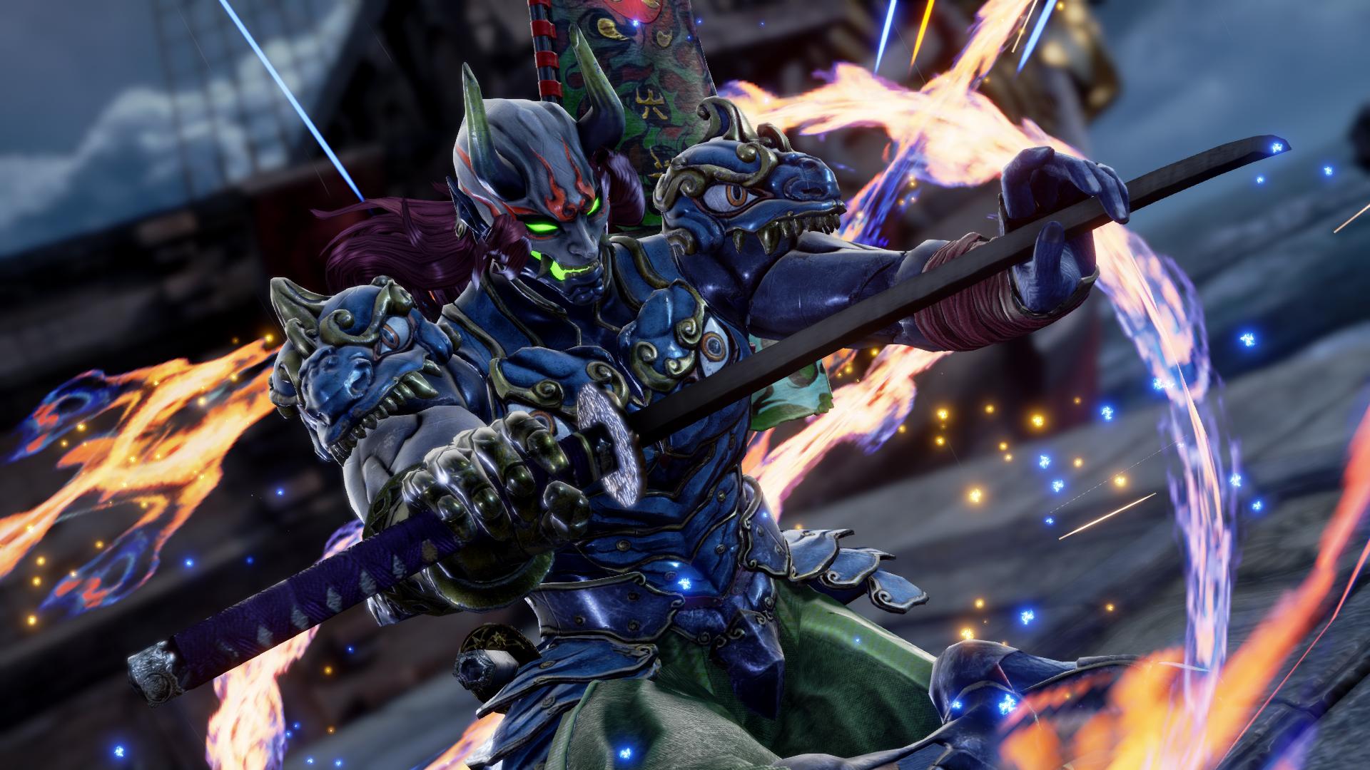 Yoshimitsu Confirmed For Soulcalibur Vi Gaming Access Weekly
