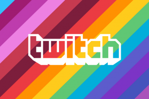 twitch is celebrating pride month