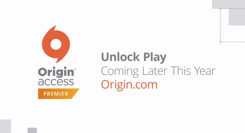 EA Reveals Their Own Version of Xbox Game Pass Called Origin Access