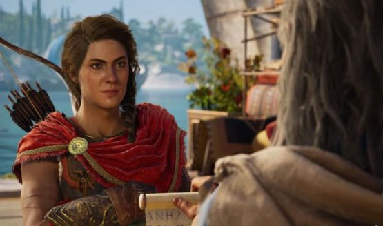 Second Developer S Video For Assassin S Creed Odyssey Centers On