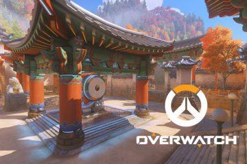 overwatch's new map
