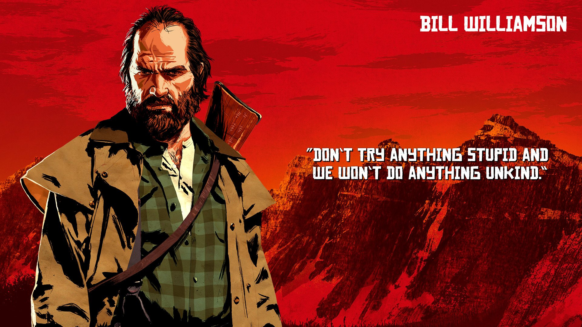 New Digital Art for Red Dead Redemption 2 Features Quotes