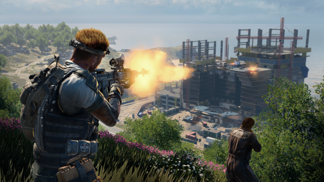 Call of Duty: Black Ops 4's Blackout Mode Player Count