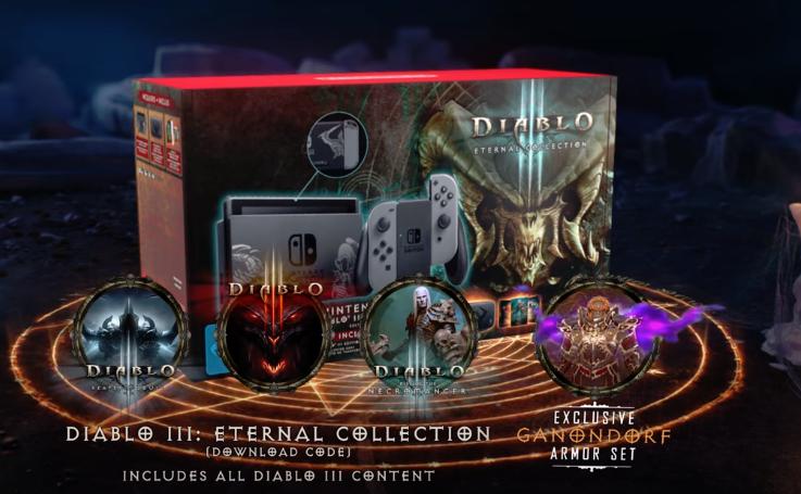 Diablo Iii Getting A Limited Edition Gamestop Exclusive Nintendo