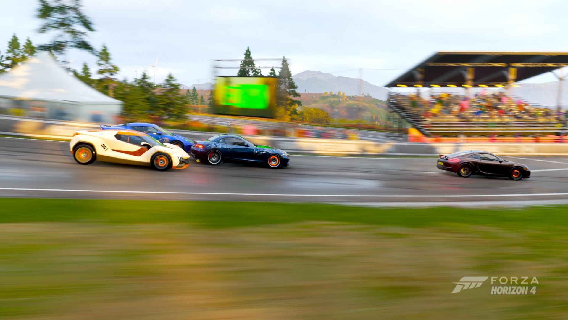 Forza Horizon 4 Review | Gaming Access Weekly
