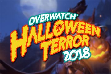 Overwatch's Halloween Event