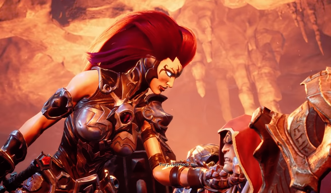 Darksiders Iii Review Gaming Access Weekly