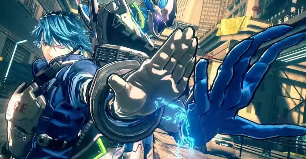New Astral Chain Action Trailer Highlights The Basics