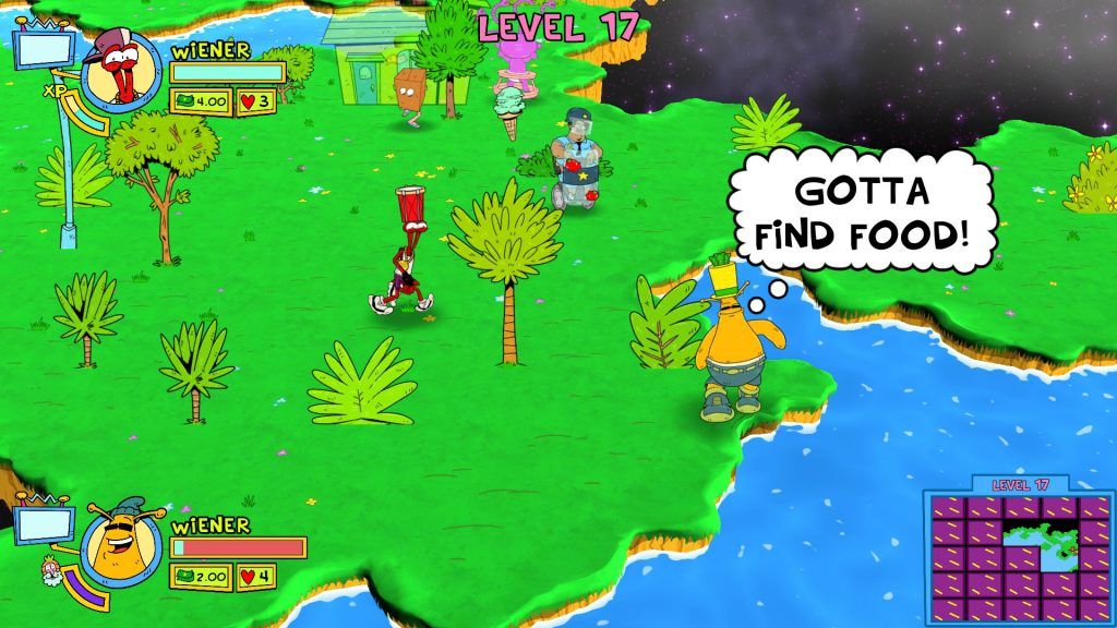 Easy Going Achievement Hunting With Toejam & Earl   Gaming