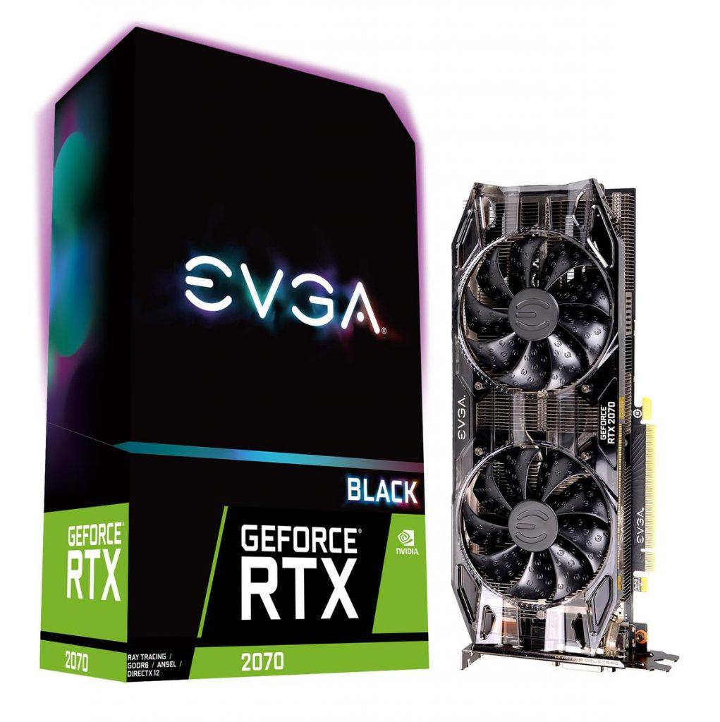 EVGA RTX 2070 Black