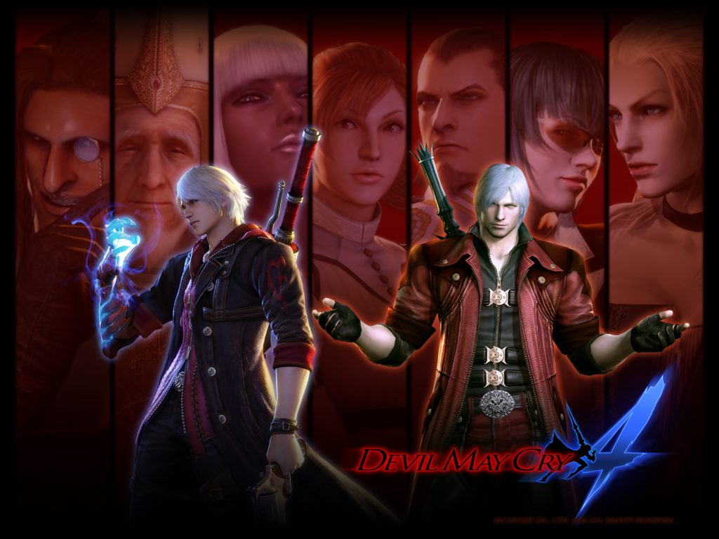 Top 5 Best Devil May Cry Games