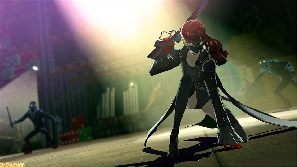 Persona 5 The Royal Announces New Characters and Extra Content