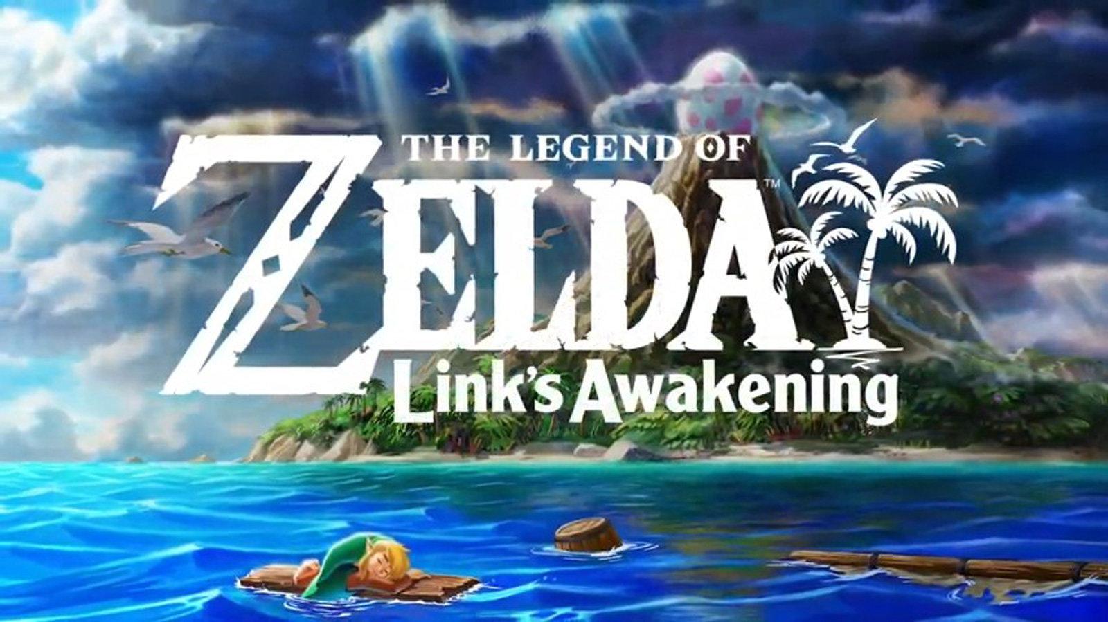 The Legend of Zelda: Link's Awakening Remake - Nintendo Direct E3