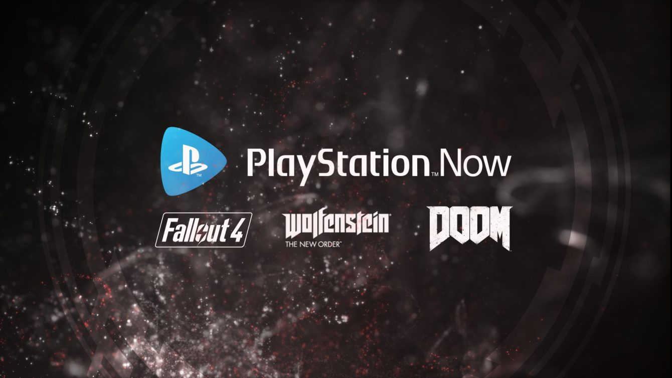 DOOM, Fallout 4, and Wolfenstein: The New Order Join PS Now