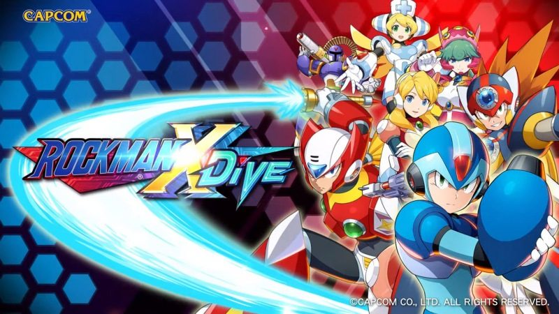 Mobile Mega Man X Game Confirmed, Megaman X DiVE | Gaming