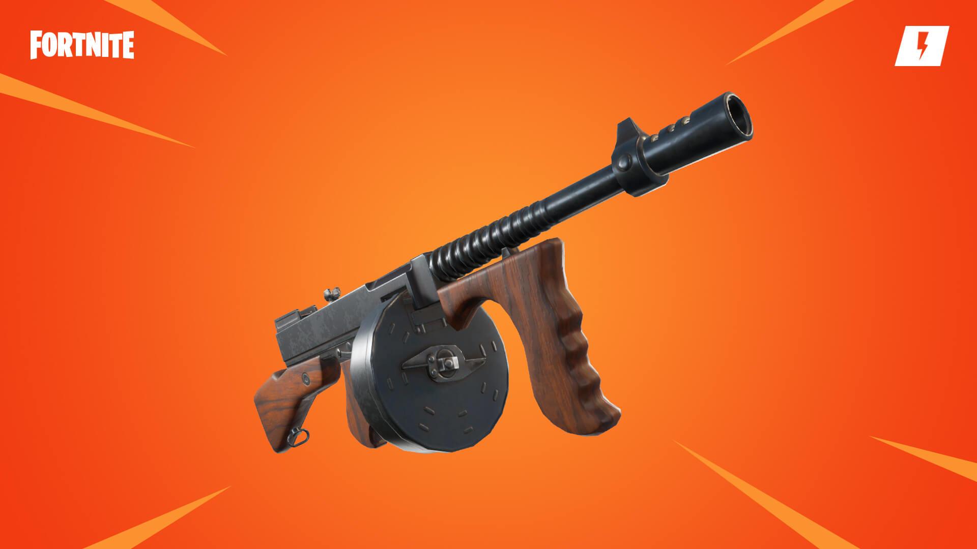 Fortnite v10 00 Update Detailed, Adding New Automatic Sniper