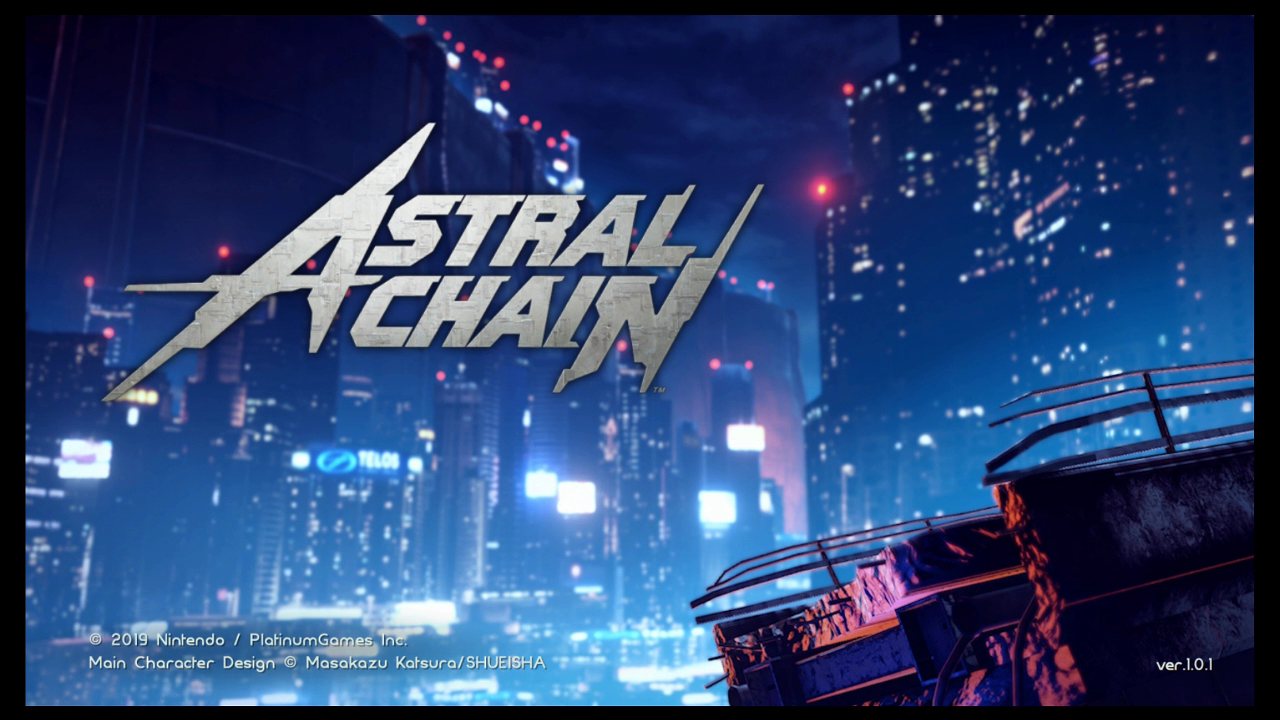 Astral Chain Review Gaming Access Weekly