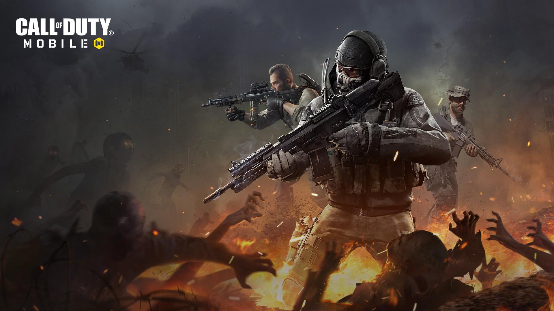 Call Of Duty Mobile Boasts Large Download Numbers Gaming Access