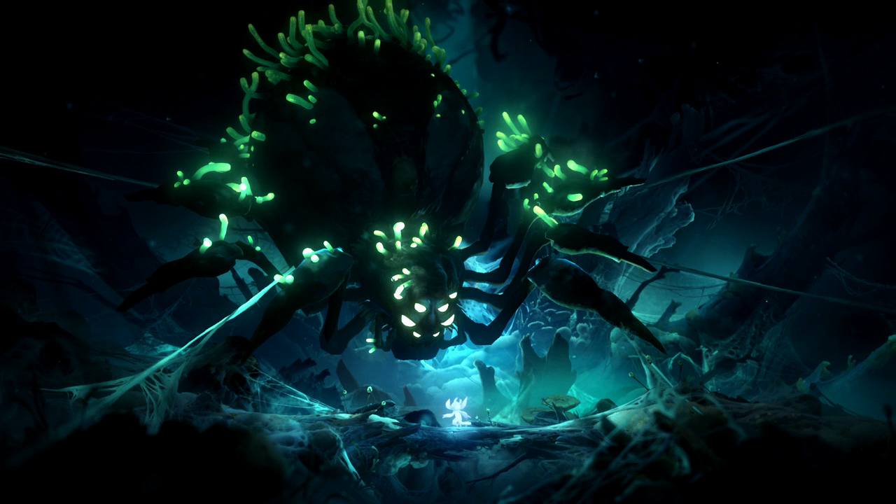 Ori and the Will of the Wisps Boss Guide - Mora | Gaming Access Weekly