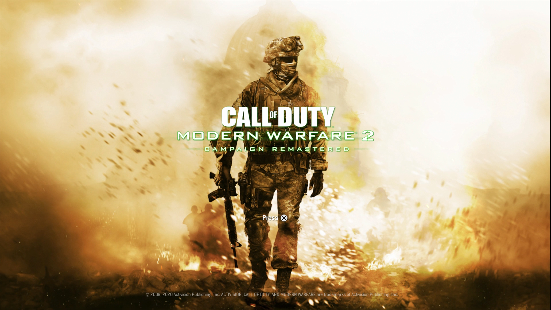 Call Of Duty Modern Warfare 2 Remastered Review Gaming Access Weekly